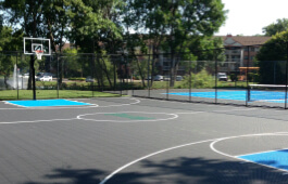thumbnail image for unique multi sport court spaces
