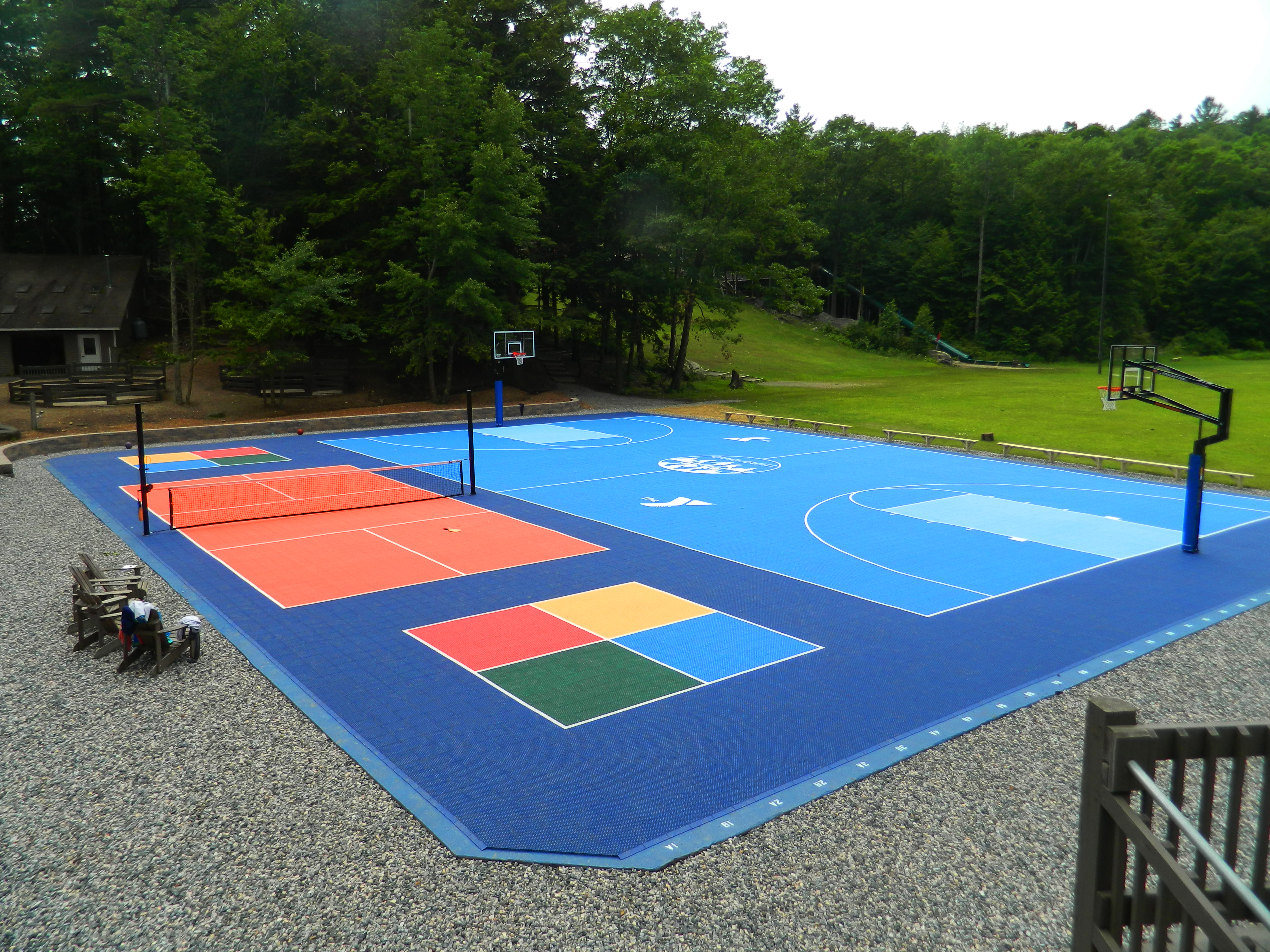 playground surfacing the recreational group