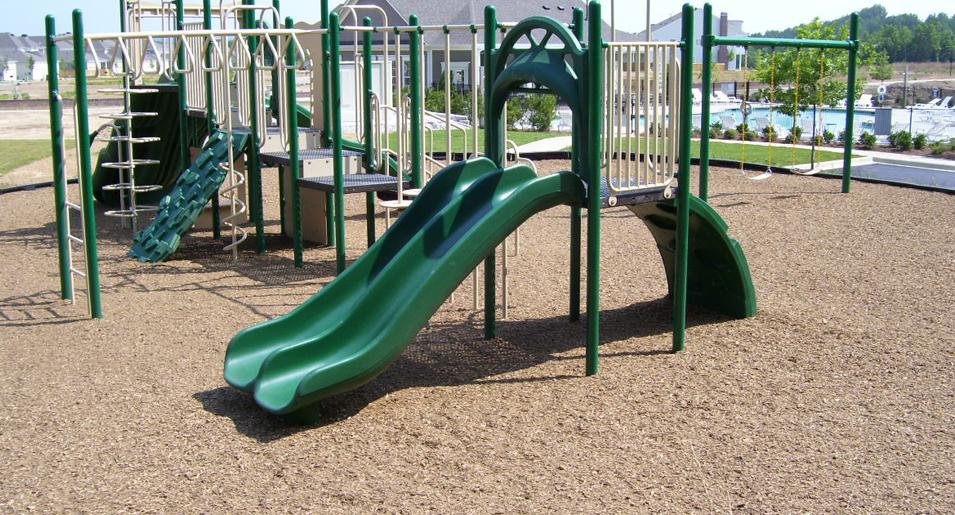Ewf Playground Mulch